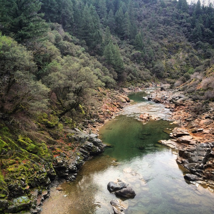 And, yes, the South Yuba River really does really look like this.