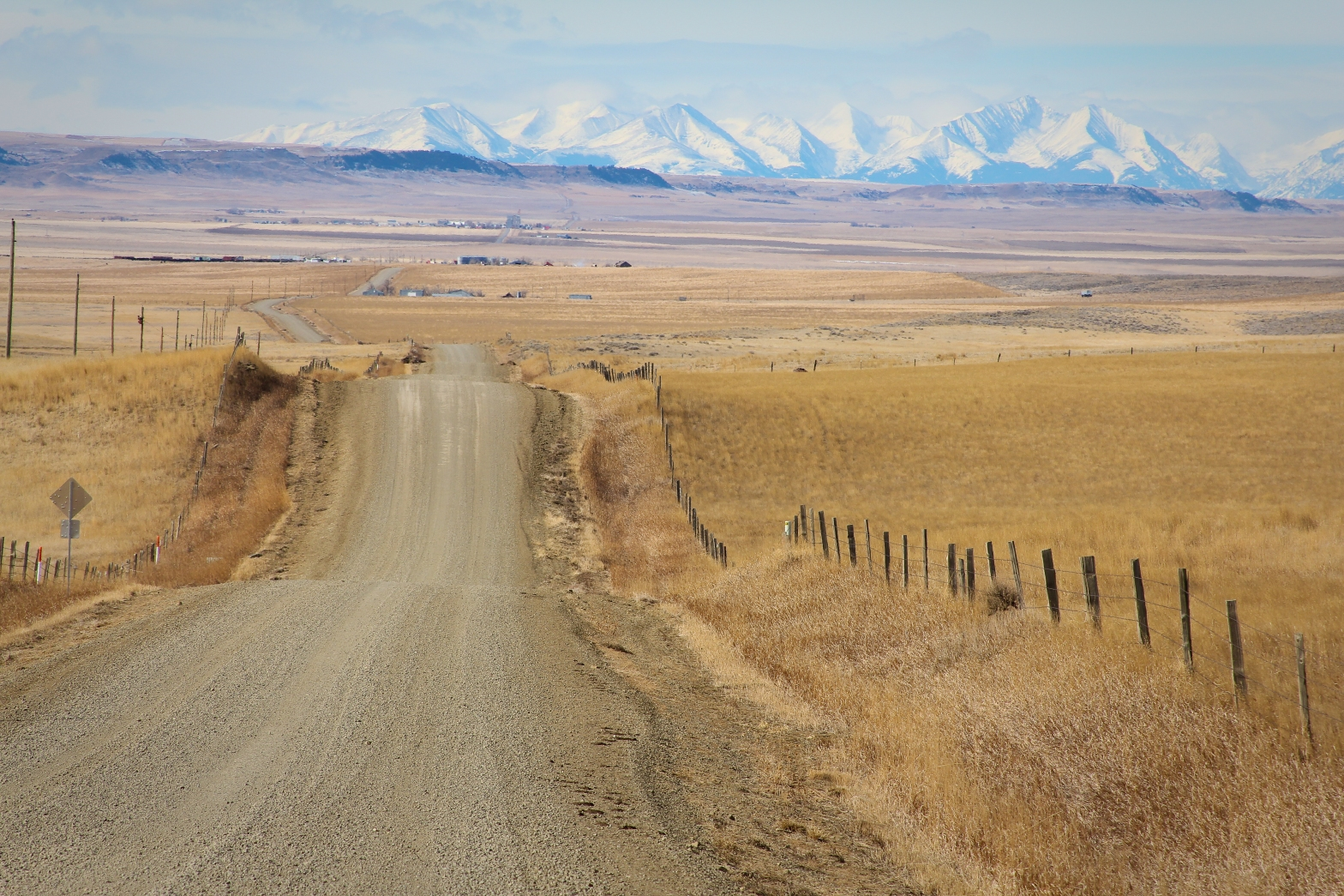 molt, montana, dirt road, rural